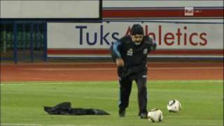 Come calcia Maradona non calcia nessuno!
