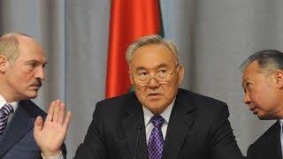 Блокадный Кыргызстан развалит тиранию Назарбаева