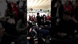 видео Аэропорт Шереметьево Москва