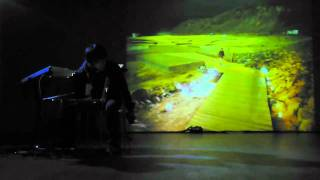 Moving Silence Performance at Instituto Cervantes