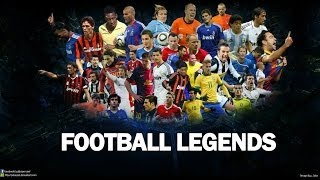 Football manager experiments idea - legends database