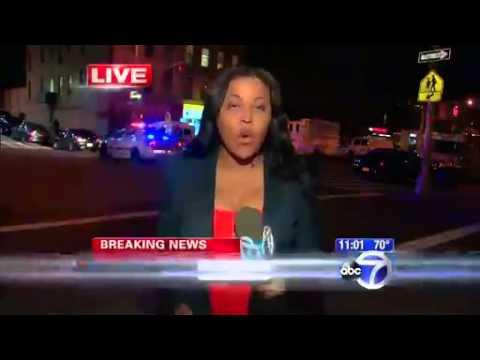 Police in East Harlem shoot chain wielding man