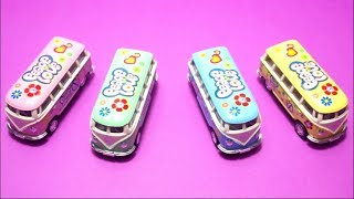 Peace Love VW Bus Collection