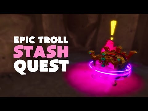 Epic Troll Quest Guide | Fortnite (Save The World)