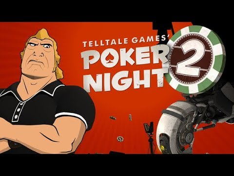 Выигрыш Некрономикона Эша Уильямса в Poker Night 2