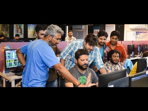 EXCLUSIVE: VFX Supervisor Sandeep Kamal's Showreel
