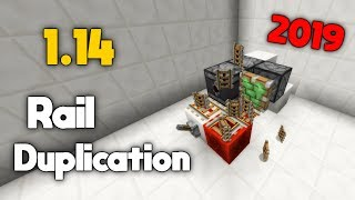how to duplicate items in minecraft 1 14 java video, how to