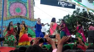 Village stage dance chaka chaka cham chaka dj remix song remix