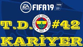 ZORLUK YÜKSELDİ GS KARŞISINDA ESKİLERİ YAD ETTİK ! FIFA 19 KARİYER MODU #42