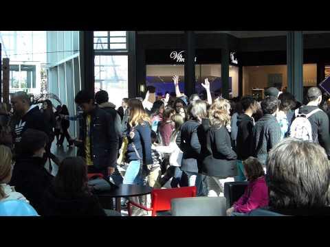 Mega Harlem Shake @ Forum Sintra