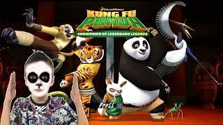 Кунг-фу Панда любимый мультик и супер игра Kung Fu Panda: Showdown of Legendary Legends