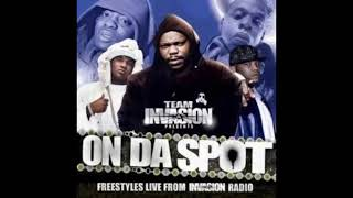 Hell Rell - On Da Spot Freestyle