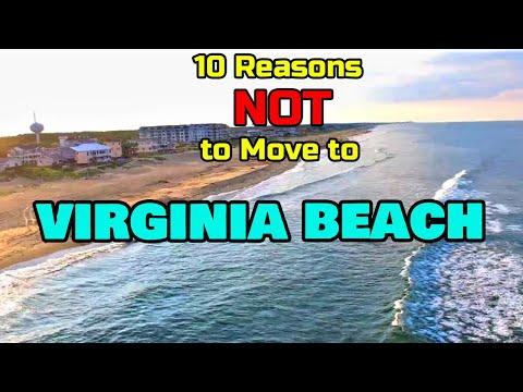 Top 10 Reasons NOT to Move to Virginia Beach, Virginia