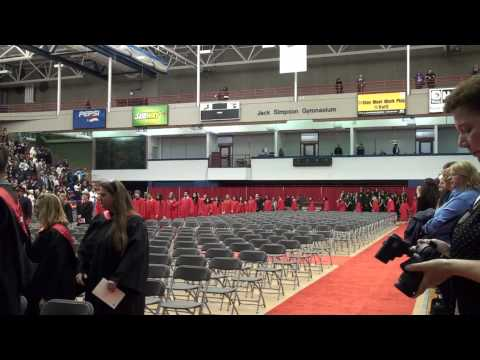 Lester B Pearson High, Calgary 2010 Graduation Ceremony (03 of 19)