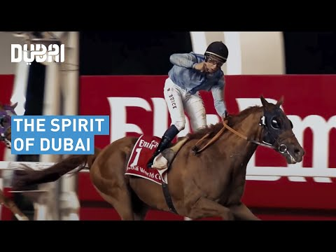 City Of Dubai, Spirit of Dubai Video (HD) 2015