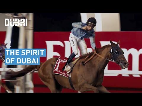 City Of Dubai, Spirit of Dubai 2015 - Visit Dubai