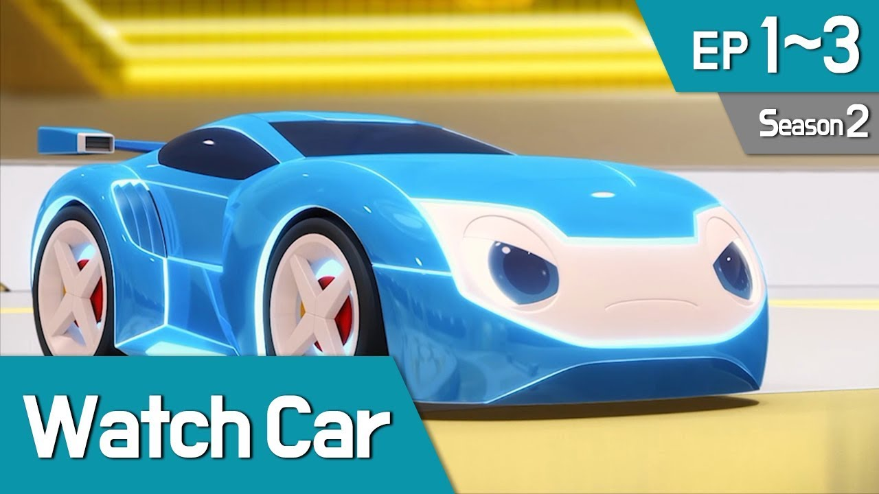 Download Power Battle Watch Car S2 EP 01~03 (English Ver)