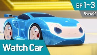Power Battle Watch Car S2 EP 01~03 (English Ver)