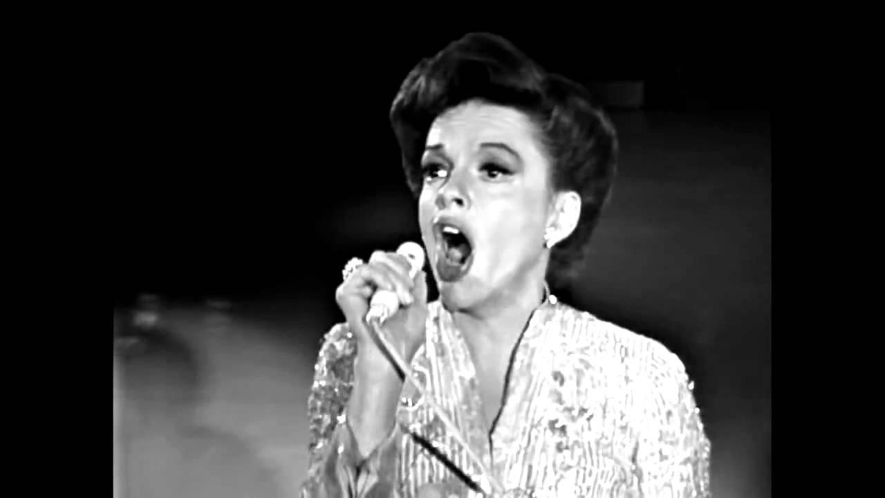 Judy Garland By Myself Garden State Arts Center