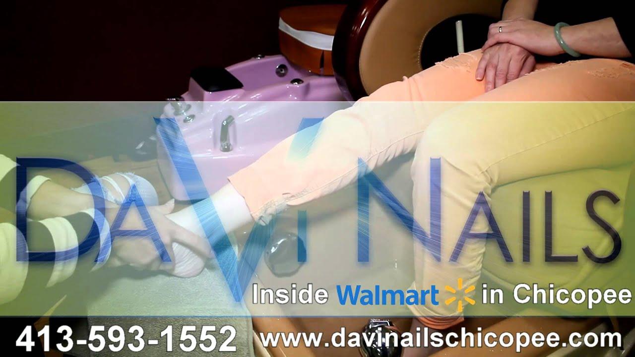Davi Nails, Nail Salon in Chicopee, MA 01020 - YouTube