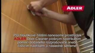 ADLER - Jak správně pečovat o dřevěná okna a dveře ?