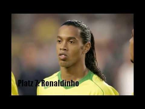 Die 10 Reichsten Fußballer Der Welt 2014 Youtube