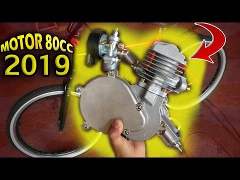 NOVO MOTOR 80CC 2019! É MAIS FORTE?? - HIGOR46
