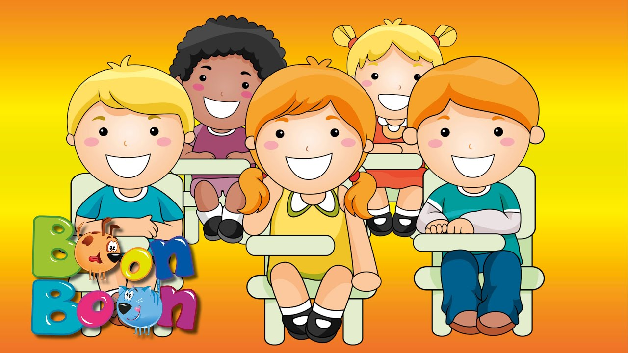 Noi suntem școlari - Cântece de toamnă pentru copii | BoonBoon