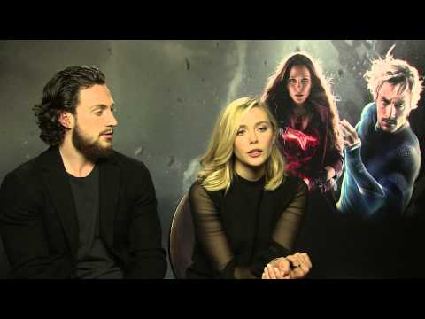 Marvel's Avengers: Age of Ultron - Mini Thor Meets Quicksilver & Scarlet Witch - OFFICIAL | HD 0