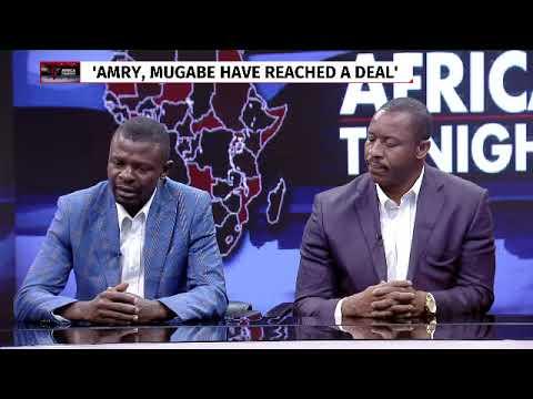 #AfricaTonight: Emmerson Mnangagwa expected back in Zimbabwe
