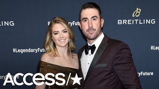 Kate Upton Shares Heartwarming Pic Of Justin Verlander & Their Newborn Daughter | Access