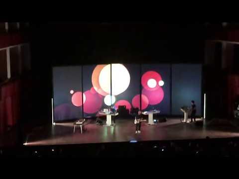 Thom Yorke - Kennedy Center 30.11.2018