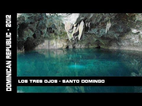 Los Tres Ojos, Santo Domingo, Dominican Republic, 2012