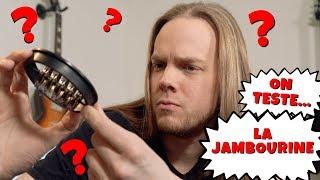 Test de Produit - La Jambourine - Une Tambourine pour votre Guitare
