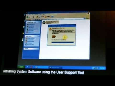Canon User Support Tool