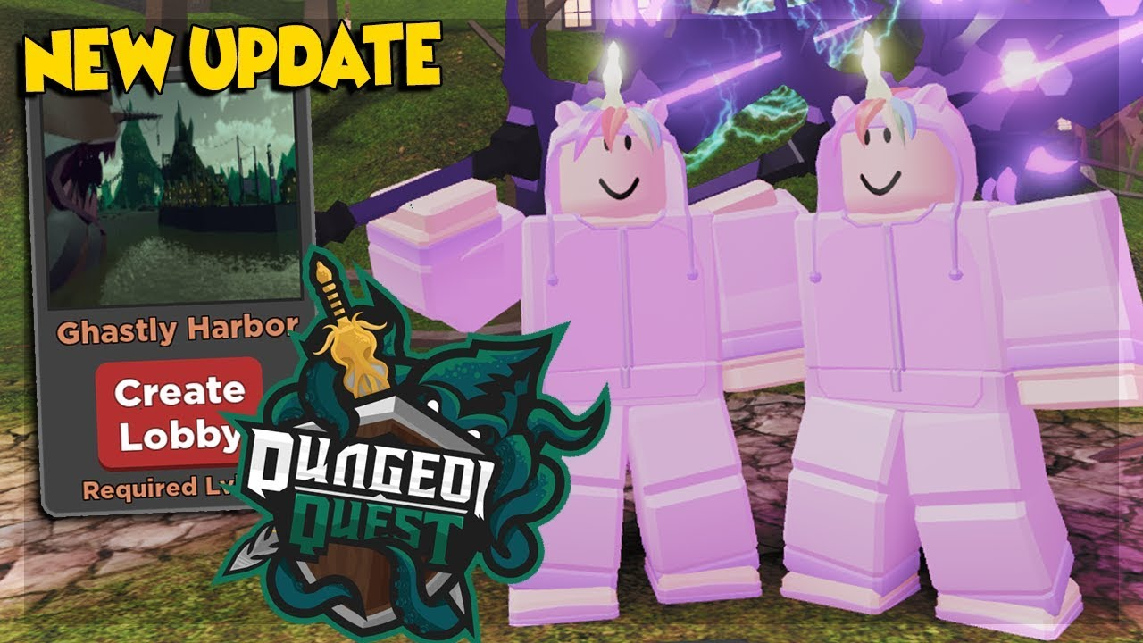 New Update Dungeon Ghastly Harbor Vcaffy Gives Skittlesquad