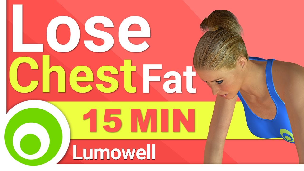 Tone your Chest and Lose Fat 15 Minute Cardio Workout