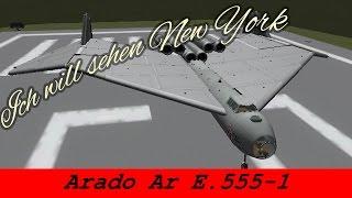 ksp arado ar e 555 1 amerika concept plane b9 aerospace firespitter