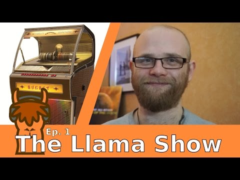 The Vinyl Llama Show - Ep.1 - $12,000 Crosley, 1 Billion dollars of vinyl and CES 2017