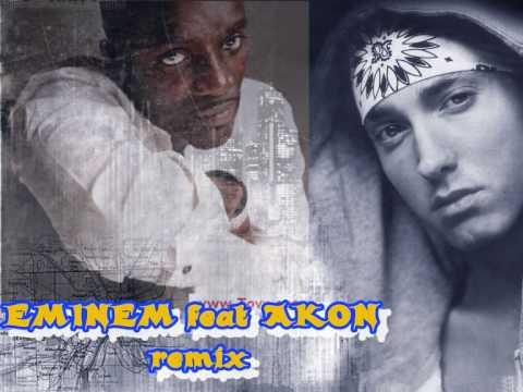Eminem feat Akon Ghetto remix