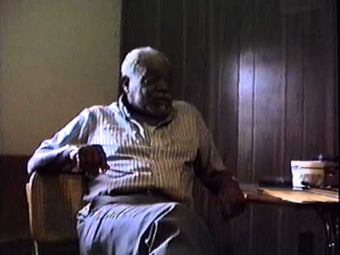 "William ""Geechee"" Robinson Interview (Feb.. 1989), part 3"