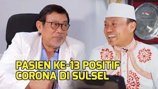 Gambar cover Mantan Rektor Unhas Prof Idrus Paturusi Jadi Pasien ke-13 Positif Corona di Sulsel