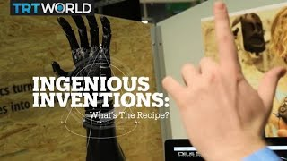 Ingenious Inventions: What's the recipe?