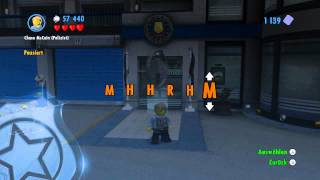 Lego City Undercover Cheats Cheat Codes Part 1 Wii U deutsch