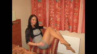 Amateur Ladies in Pantyhose and no Shoes