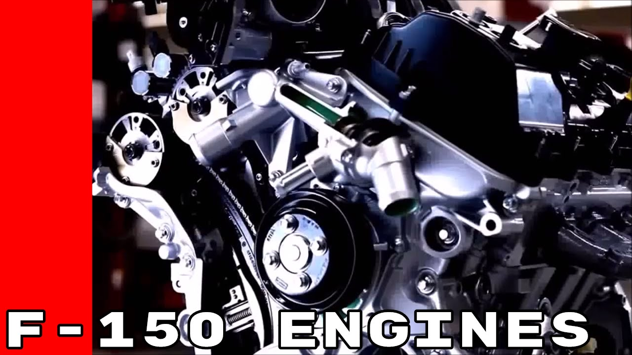 Ford F 150 Engines Video Dpccars