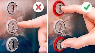 26 SMART HACKS THAT MAY SAVE YOUR LIFE