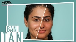 Skin Care Routine For Tan Removal Ft. Simmy Goraya | DIY home remedies | Nykaa