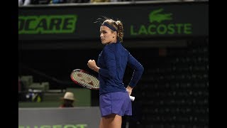 2018 Miami First Round | Monica Puig vs. Samantha Stosur | WTA Highlights streaming