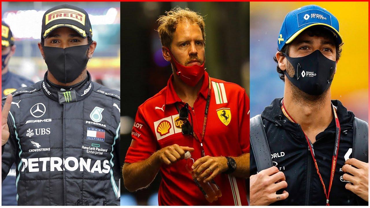 Styrian GP yarış sonrası pilotların açıklamaları | Hamilton, Verstappen, Norris, Vettel, Ricciardo